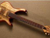 Zerberus-Guitars presenta las nuevas guitarras Gorgonized