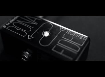 BonaFide Buffer es lo nuevo de TC Electronic