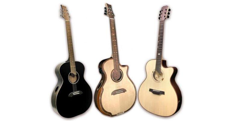 NAMM: Riversong Guitars va con fuerza a NAMM