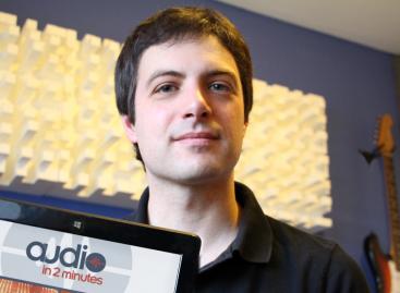 Audio en 2 Minutos mezcla música y conocimiento