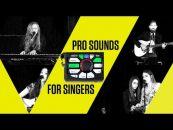 Perform-V el cómplice ideal de los cantantes