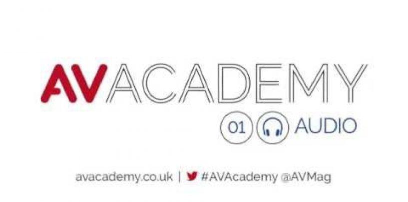 AV Academy es patrocinado por Powersoft