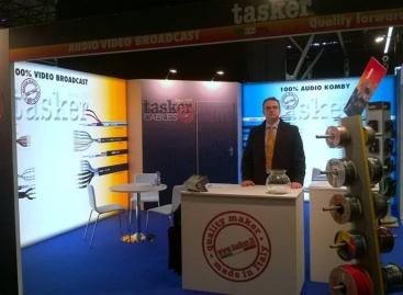 Tasker y su visita a ISE 2016