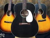 000-17 Whiskey Sunset: No es un coctel, es la nueva guitarra de Martin Guitar