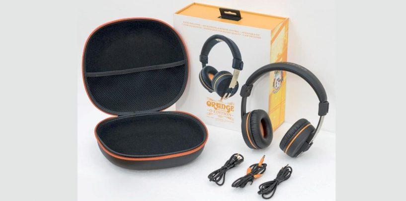 'O' Edition: No es la edición de una letra, son los nuevos audífonos de Orange