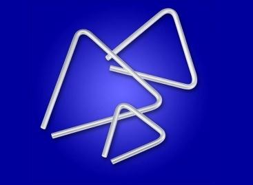 SABIAN presenta los nuevos Overture Triangles