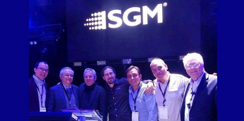 Nuevo showroom de SGM en México