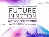 Avid Connect 2016 llega en abril
