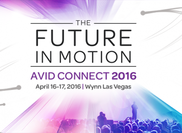 Avid Connect 2016 llega en abril