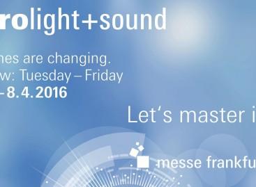 Entrevista con Michael Biwer, Director de Prolight + Sound