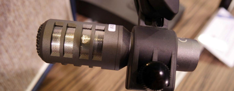 Ya puede adquirir el micrófono para instrumentos Artist Elite AE2300 de Audio-Technica