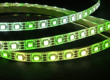 Scenex Lighting lanza nueva gama de cinta RGBW LED Pixel