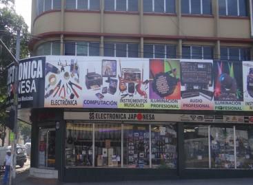 El taller que evolucionó y se convirtió en Electrónica Japonesa
