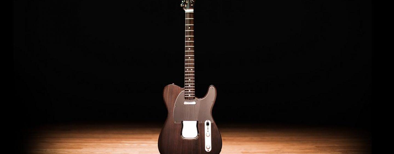 George Harrison Tribute Rosewood Telcaster de Fender ¿Hay algo más que decir?