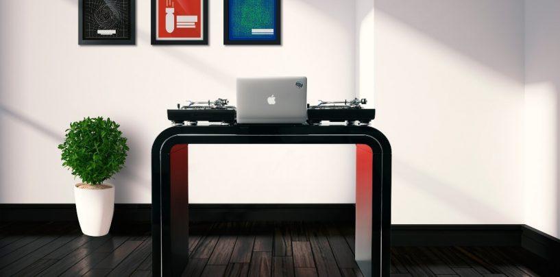 Session Cube de Glorious un soporte para DJs