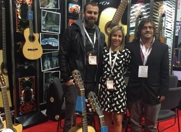 Guitarras Gracia anuncia gran proyecto para 2016