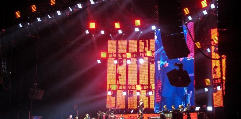 Gira de Luis Miguel se ilumina con ACL 360 Matrix de Elation