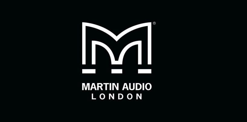 Dom Harter es el nuevo Director General de Martin Audio