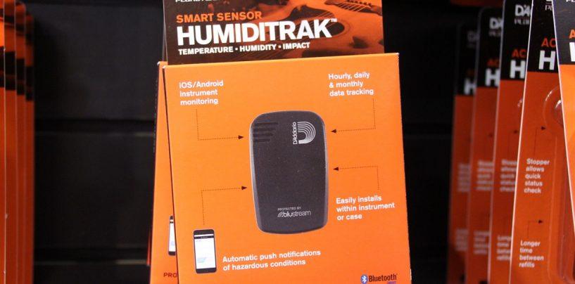 Humiditrak de D'Addario, el sistema de monitoreo del clima ya está disponible