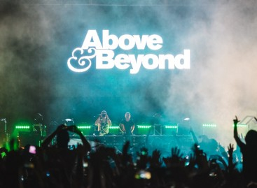 ACL 360 Bar de Elation estuvo de fiesta con Above & Beyond