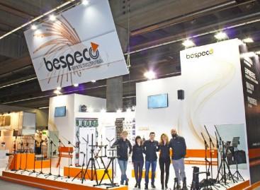 Bespeco se asocia con Italian Speaker Imports
