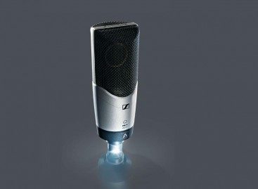 Sennheiser estrena el nuevo micrófono MK 4 Digital