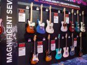 Conociendo a la segunda guitarra de la serie The Magnificent 7 de Fender