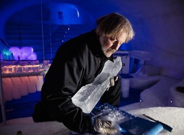 Tim Linhart nos presenta la musicalidad del hielo