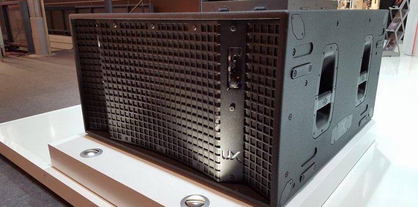 D.A.S. Audio lanza nuevo subwoofer activo UX-218A