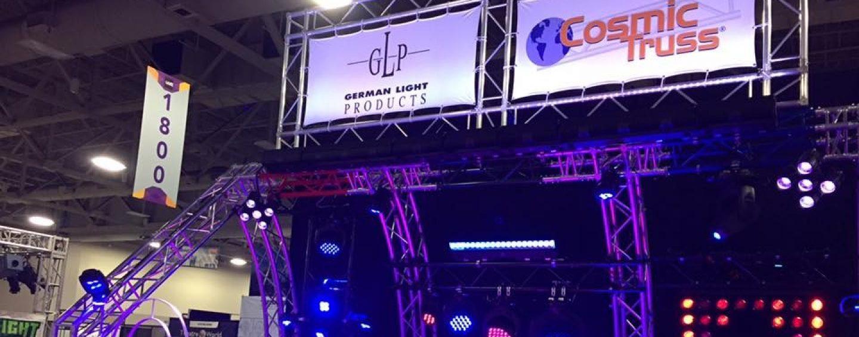 GLP lanza el nuevo híbrido GT-1 en Prolight + Sound Frankfurt