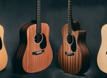 Nueva guitarra Dreadnought DX2AE Macassar de C.F. Martin