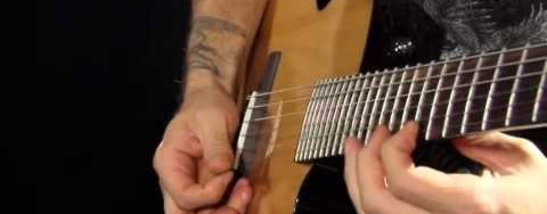 Sunset Nylectric es la nueva guitarra de Cort