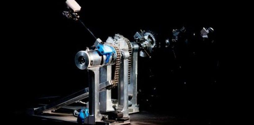 Nuevo pedal para baterías Precision Coil de Dixon
