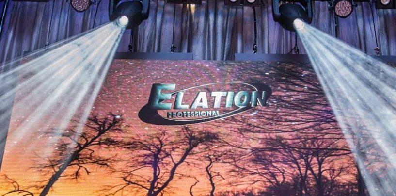Protron 3K Color se une a la familia de estrobos LED de Elation
