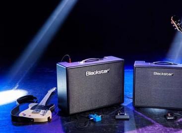 Conociendo los amplificadores para guitarra de la Artist Series de Blackstar