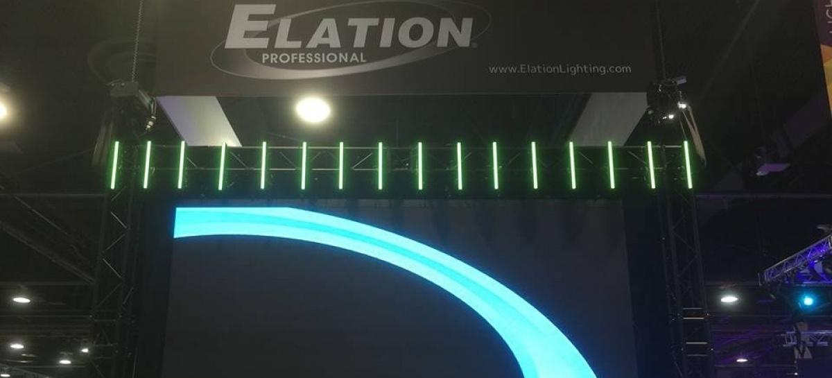 Elation lanza nueva EVHD Series de pantallas de video LED