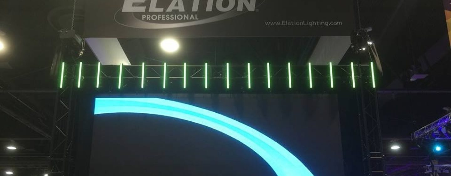 Elation lanza nueva EVHD Series de pantallas de video LED