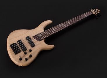 Cort Guitars presenta el bajo B5 Plus AS actualizado