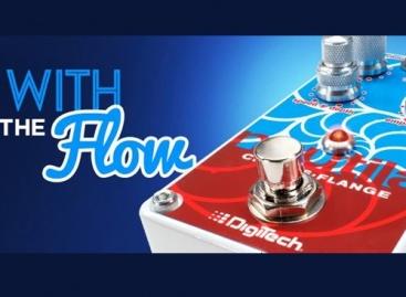 Summer NAMM 2016: DigiTech presenta el nuevo pedal Nautila