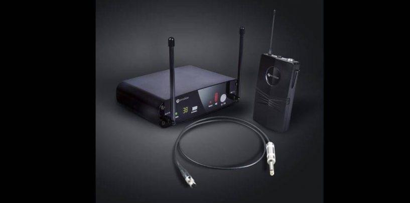 Nuevo sistema UHF GB21 de Prodipe