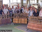 Guitarras Raimundo crece en América