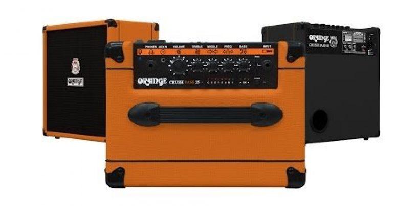 Nueva Orange Crush Bass Series de Orange