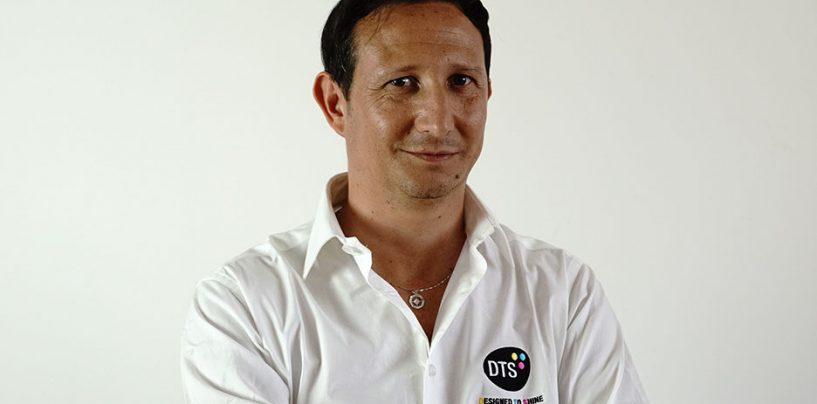 Antonio Parise es el nuevo Gerente de Ventas de Área de DTS