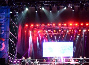W-DMX estuvo en los Records Guinness en Chile