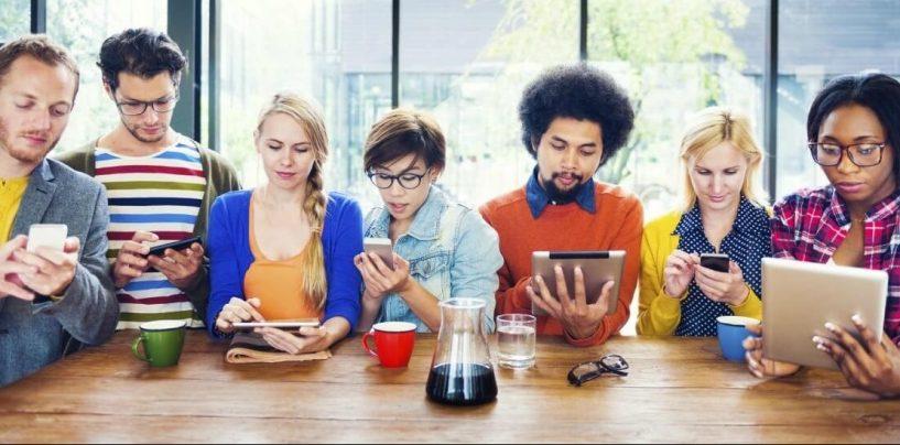 Los millennials: ¡Una revolución ruidosa y armoniosa!