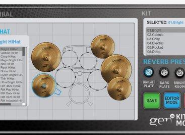 Zildjian anuncia nueva y mejorada herramienta de acceso Gen16