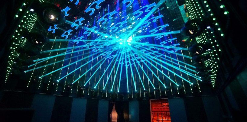 El club My Way de México, cuenta con la iluminación de DTS