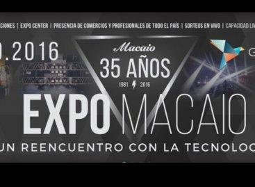 Ya viene Expo Macaio 2016 en Argentina