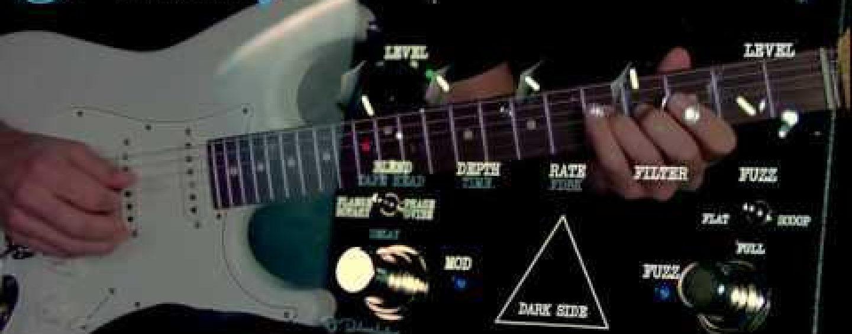 Keeley se inspira en Pink Floyd para su nuevo pedal Dark Side
