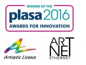 Art-Net 4 gana PLASA Award a la innovación